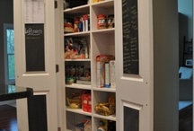 Kitchen/Pantry / by Missy Klinger-Loken
