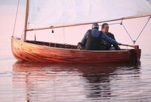 """boats / """"There is nothing - absolutely nothing - half so much worth doing as simply messing about in boats."""" - Kenneth Grahame from Wind In the Willows"""