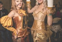 Cosplayers / The best costumes from Comic Con