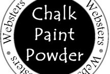 Things painted with Chalk Paint