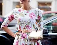 How to wear: Floral