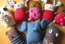 knitting, crochet and yearn