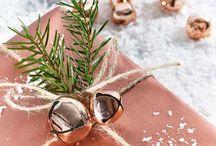 Christmas Inspiration 2017: Present Wrapping