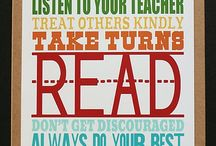 teacher stuff / by Carrie Friday