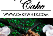 Cakes, Pies, and Brownies