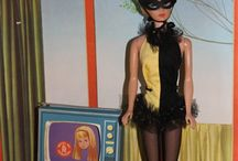 Barbie masquerade