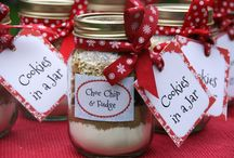 Easy Presents to make from the Store Cupboard