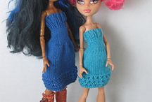 Doll - knitting/crochet