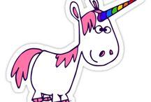 Unicorn / I ❤ unicorns