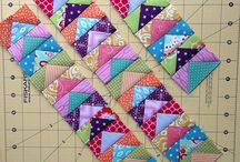 Quilt - Flying Geese