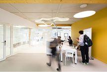 Bureaux Positifs / Là où le lieu de travail devient une ressource pour l'occupant...