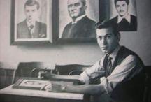 Karikatürist Burhan SOLUKÇU / Burhan Solukçu 10.06.1928 Zonguldak. Kozlumaden kuyularında elektrikçi olarak çalıştı. Hastalığı nedeniyle görevinden ayrıldı,İstanbul'da tedavi gördü ve yerleşerek,tabelacılık, gazete ressamlığı gibi işlerde çalıştı.Rıfat ILGAZ'ın teşviki ile ara verdiği karikatür çalışmalarına döndü.Dolmuş,Karikatür,Akbaba,Taş-Karikatür,Amcabey,Zübyayınlandı.Birçok karma sergiye katıldı. 1976 yılında 'Türkiye'de sanayi 76'konulu yarışmada başarı ödülü aldı. 26 Mart 1978 tarihindeİstanbul'da vefat etti.