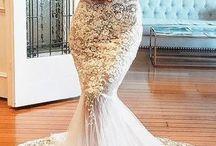 Dress weddings