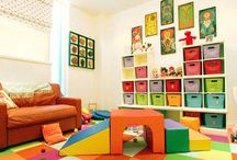 Operation Spruce Up Playroom!