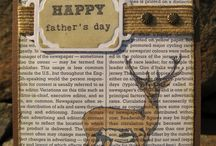 CARDMAKING ➡ for men, father, boyfriend...