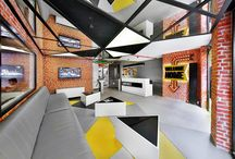 Renda Helin Design-Konforist Edu Suites -Male Dormitory / #rendahelindesign #rendahelin # decor #decoration #interior #interiordesign #lobby #konforist # dormitory # male # project