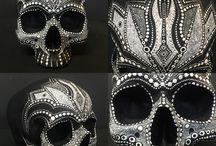 Painted skull ideas