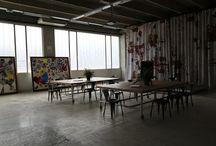Showroom Sud Exhibit Group / Créativité, décoration de bureaux, office signage, signalétique, bien-être, architecture d'intérieur, espace design