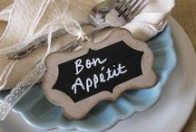holiday designs / decorations for special occasions