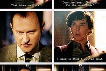 Sherlock / by Juliet Ash