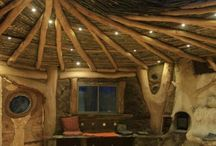 Architecture: Cob/straw bale Houses / All natural baby
