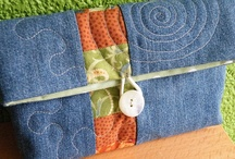 Reciclando o Jeans  / by Roseli Demunno