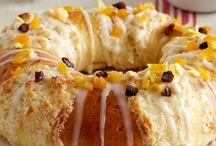 Rosca para día de Reyes