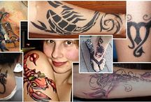Scorpions Tattoo / Amazing Scorpions Tattoo Ideas