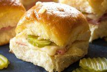 Sandwiches/Sandwich Fillings