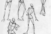 Körper Figur