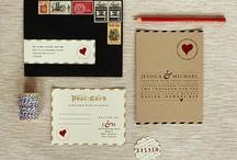 Invitation / Cards   / by Ani Mayol