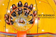 Girls basketball / Ideas for the girls basketball team / by Kimberly Coons