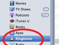 How to ringtones
