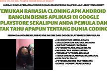 Mendapatkan Pasif Income dari Playstore dengan Clone APK no Coding