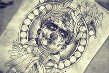 tattoo scketches