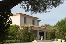 House in St Tropez / Beautiful home in St Tropez designed by Lionel Jadot