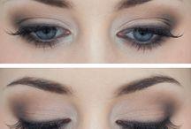 Make-up #eyes
