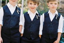 Final Wedding Plans : ring bearers / by Sylvia Anna