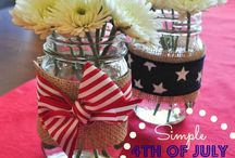 Freedom Rings / All things patriotic! ( Fourth of July, Memorial Day, Veterens' Day, President's Day)