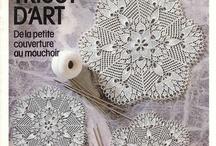 Kunst strikk