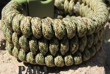 Paracord / mes creations ...