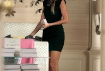 Gossip Girl style inspo / Style, hair, and beauty inspiration from my favorite show of all time