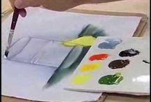 Pintura em tecido  Videos ( 1 )