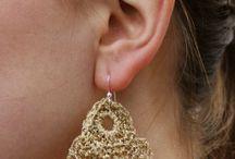 earrings / by mercedes monsalve