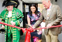 Launch Event / Ringing bells officially launched S-Thetics on May 2nd 2015. With the Town Crier Dick Smith, and in true Beaconsfield tradition, Mayor Steve Jones cut the red ribbon on Saturday and declared the new doctor-led clinic ready for business. www.sthetics.co.uk