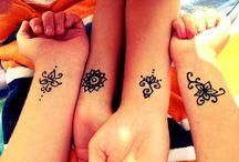 Tatuajes ☄