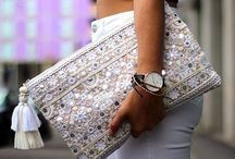 Clutches and bags