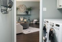 Laundry room / by Janie-Marie Shea