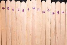 Number fences