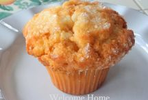 Cooking:  Muffins / by Lisa Ford